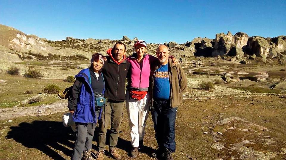 Informe 44 Aniversario Misión RAHMA 20 y 21 de enero 2018, por Darío Silva
