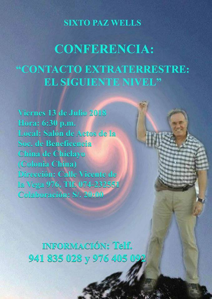 Conferencias Julio 2018