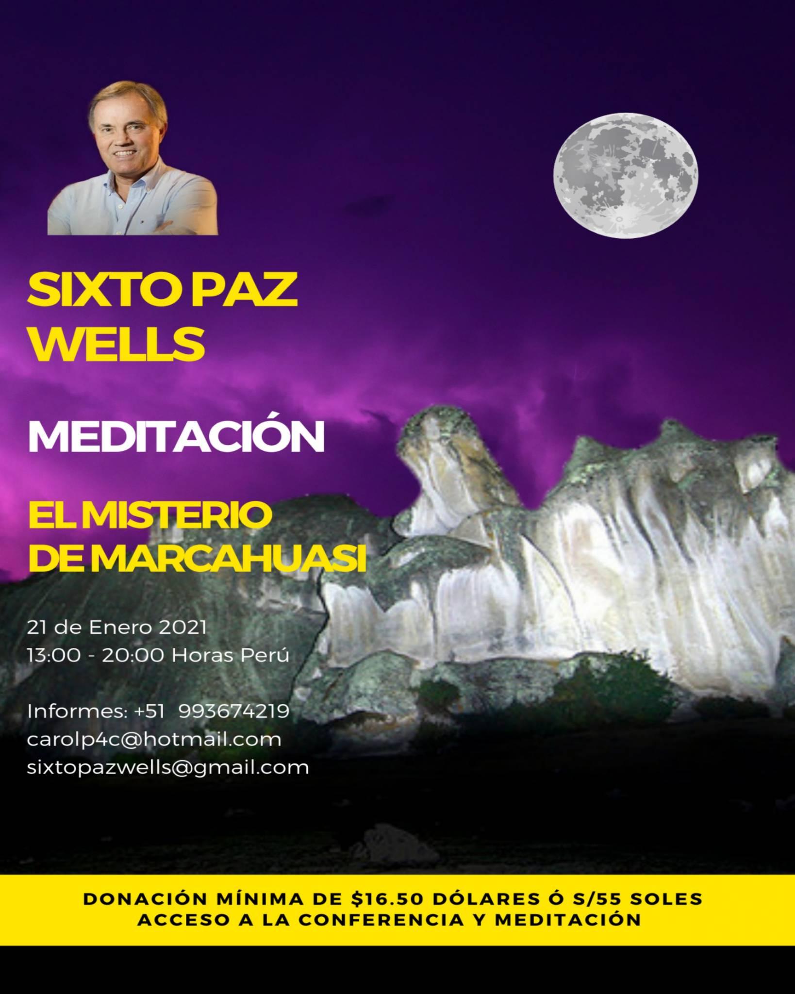 MEDITACIÓN – EL MISTERIO DE MARCAHUASI