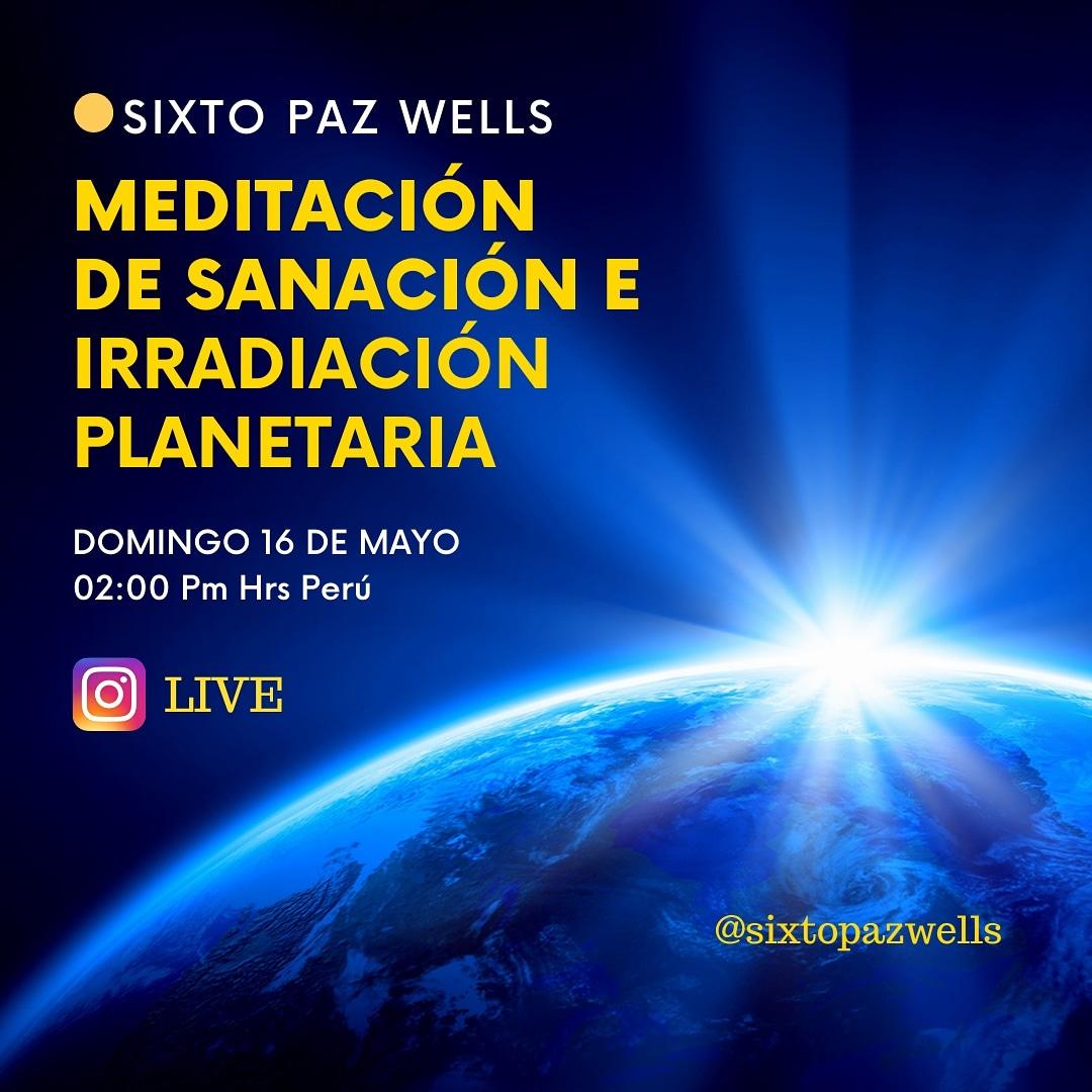 Meditación de Sanación e Irradiación Planetaria