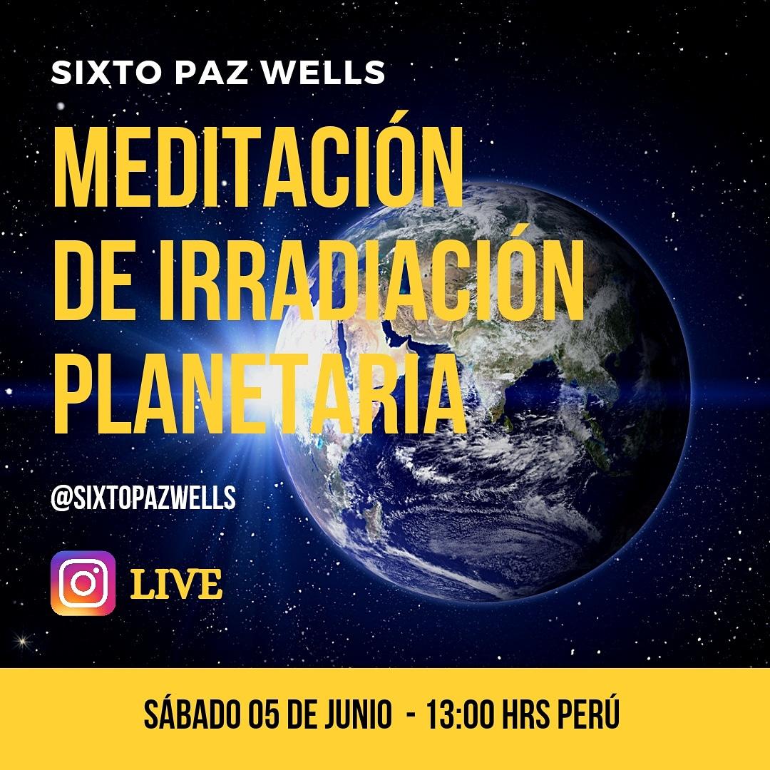 Meditación de Irradiación planetaria